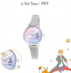 [R] OST Little Prince Planet with Little Prince Metal Watch
