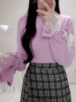 [W] Lace knit 1ea