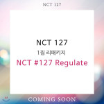 [W] NCT 127 REGULATE 1ea