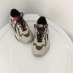 [W] Lysk Sneakers - light beige 1set