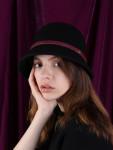 [W] W Concept Modern Cloth Hat Italian Style New Strap 109S 1ea