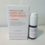 [SALE] MANYO FACTORY White Vita C Liquid Serum 10ml+1g
