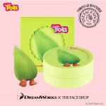 [W] THE FACE SHOP Oil Clear Oil_paper_Powder(Trolls) #Mint