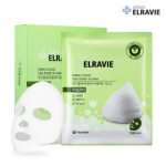 HUON Derma Elravie Clear Bubble Tox Mask 18g*10sheets