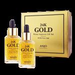ANJO 24K GOLD PRIME AMPOULE GIFT SET 30ml*2