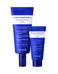 [R] MAMONDE BLUE CHAMOMILE SOOTING REPAIR CREAM 50ml+25ml