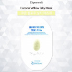 [W]23Yearsold Cocoon Willow Silky Mask Pack