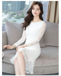 [Wedding] Mermaid White Pureness Dress