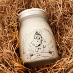 ELIZAVECCA Silky Creamy Donkey Steam Moisture Milky Cream 100ml