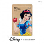 [E] THE FACE SHOP Snow White Brightening Face Mask 25g*10ea (Disney edition)