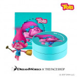 THE FACE SHOP Oil Clear Blotting Powder 12g (Trolls Edition)