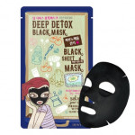DEWYTREE Deep Detox Black Mask 30g*10ea