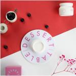[W] DESERT TABLE Very Moist Berry Recipe Cream