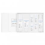 [W] MISSHA Near Skin Moist Lab/Toner/Emulsion/Cream/Moisturizing Set