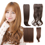 [W] Attached Hair Style Piece Wig 30cm