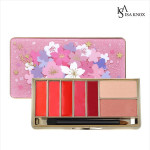 [W] ISA KNOX Make Up Multi Palette Cherry Blossom Edition 1ea