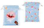 [W] KAKAO FRIENDS Pouch 2p Set-Apeach(2ea)