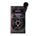 [W] LEADERS Shining Effect Brighteninges Black Pearl Mask 1ea