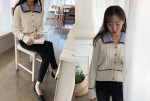 [W] New Mondays Ending Cardigan - Kara Removable 1ea