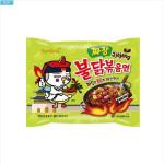 [W] SAMYANG Jjajang Buldak Bokkeumyun Fire Noodles 1ea