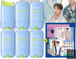 [W] LABIOTTE Blue Safety Sun Stick Goodies Package