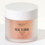 [W] NATURAL PACIFIC Real Floral Air Cream Rose 100ml
