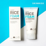 [W] SKINMISO Rice Foam Cleansing 150ml