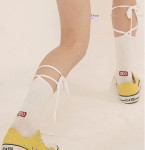 [E] ODD ONE OUY New String Socks 1set