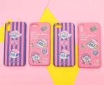[W] CHUU LEEGONG Pinknoir Secret Diary Phone Case 1ea