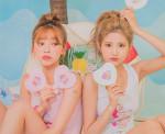 [W] CHUU LeeGong Twinkle Heart Mirror 1ea