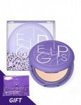 [W] EGLIPS Blur Powder Pact Lavender Edition 9g