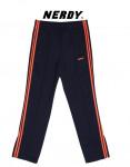 [W] NERDY NY Track Pants Navy / Orange  1ea