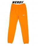 [W] NERDY NY Sweat Pants Orange 1ea