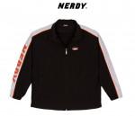 [W] NERDY NY Track Top Line Windbreak 1ea