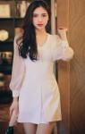 [W] MILKCOCOA White Nymph Dress 1ea-s