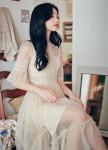 [W] MILKCOCOA La Beaute Lace Dress 1ea-s