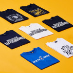 [W] PUBG T-shirts 1ea - Helmet