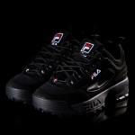 [W] FILA Shoes FS1HTA1078X_BBK
