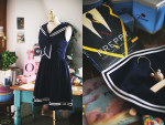 [W] MilkCOCOA Romantic Sailor Dress 1ea