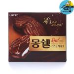 [W] Lotte Mongshell Cacao Cake 384g