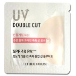 [S] ETUDE HOUSE UV Double Cut Moisture Tone Up Sun Fluid SPF 48 PA+++ 1ml*10ea