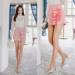 [W] BABI&PUMKIN Lovely Blusher Skirt Pants 1ea