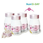 [W] NutriD-Day special all new 30days 3+1( 4 month)/ 2 pills before sleep 1set