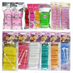 [W] Jelly Hair Roller 1set