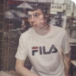 [W] FILA Linear Short Sleeve Polo Shirt 1ea - FS2RSA2001X_OWH