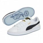 [W] PUMA Shoes 1set - Basket Patent BTS