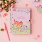 [W] 10x10 DISNEY Animal Memory Book 1ea