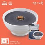 [W] Mom's Taste Black Sesame Porridge 500g*3ea