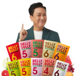 [W] BELLY BULLY Down Jelly 30ea(10 kinds and 3 packs)