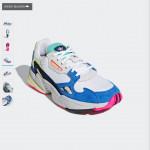 [W] ADIDAS Falcon shoes - BB9174